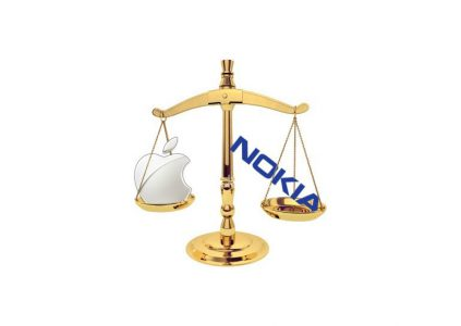 Apple и Nokia снова сошлись в новом патентном противостоянии
