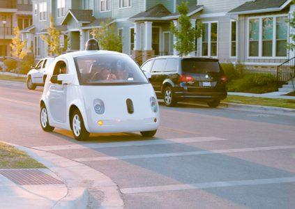 Google выделяет проект по созданию самоуправляемых автомобилей в отдельную компанию Waymo