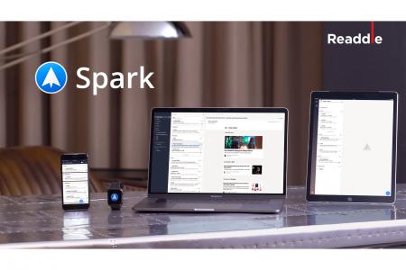 Умный почтовик Spark от украинских разработчиков Readdle теперь доступен и на Mac