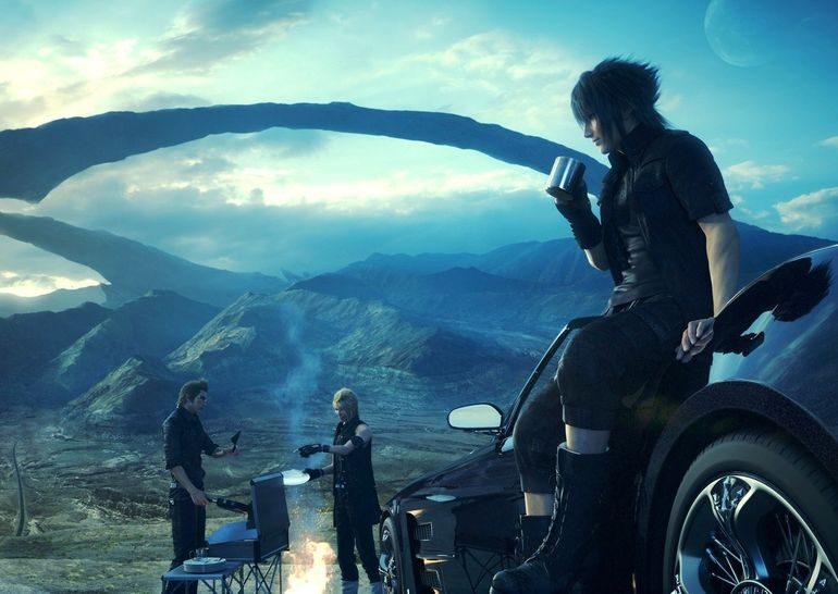 Final Fantasy XV: x431;x440;x43e;x43c;x430;x43d;x442;x438;x43a;x430; x431;x43e;x43b;x44c;x448;x43e;x439; x434;x43e;x440;x43e;x433;x438;