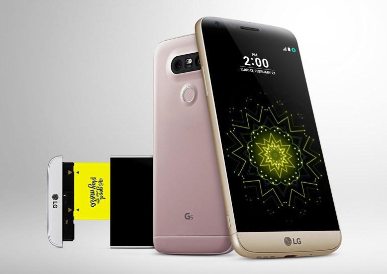 ФлагманLG G6 будет представлен не позже марта 2016-го