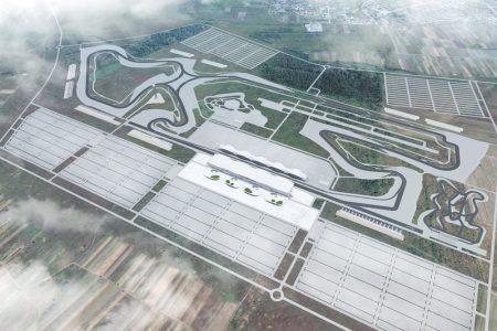 Украинский архитектор создал проект гоночной трассы под Львовом, способной принять этап Формулы 1
