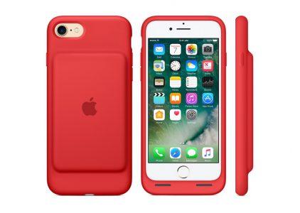 Apple перекрасила множество своих аксессуаров в ярко-красный цвет в рамках благотворительной инициативы (Product) Red
