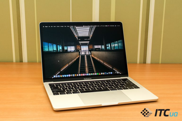 Обзор MacBook Pro 13″ with Touch Bar