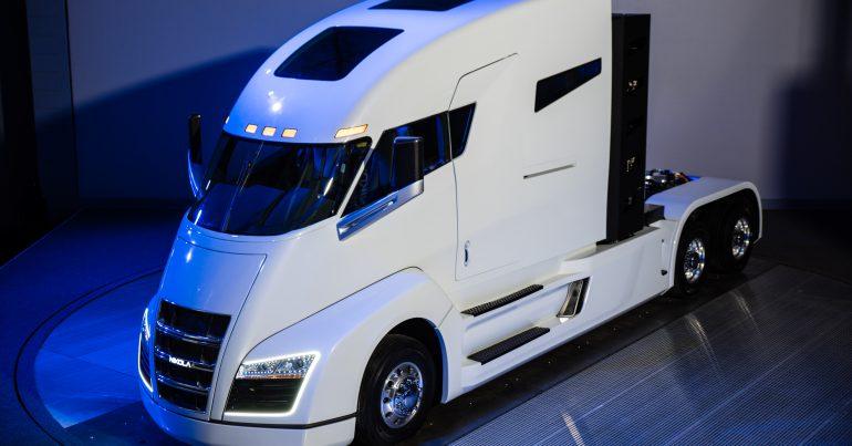Производитель пива Budweiser заказал у компании Nikola Motor сразу 800 экземпляров водородных грузовиков (и всего 40 штук Tesla Semi)