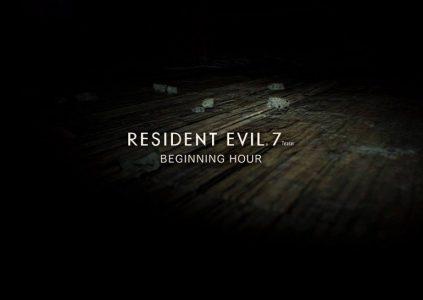 В Steam появилась демо-версия Resident Evil 7 / Biohazard 7 Teaser: Beginning Hour для ПК, а 22 декабря стартует зимняя распродажа