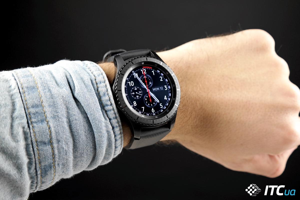 Обзор умных часов Samsung Gear S3 Frontier - ITC.ua dcf2c2a000b19