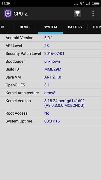 Обзор смартфона Xiaomi Redmi 4