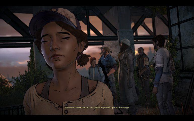 скачать игру The Walking Dead Season 3 все эпизоды - фото 9