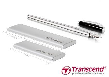 Transcend представила алюминиевые корпуса CM42 и CM80 для трансформации SSD M.2 во внешний накопитель данных