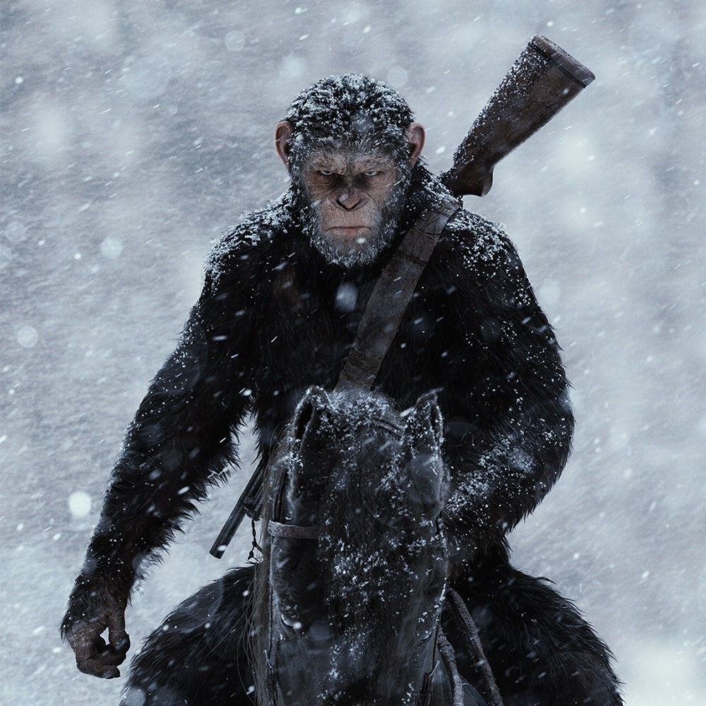 Размещен 1-ый трейлер фильма «Война планеты обезьян»