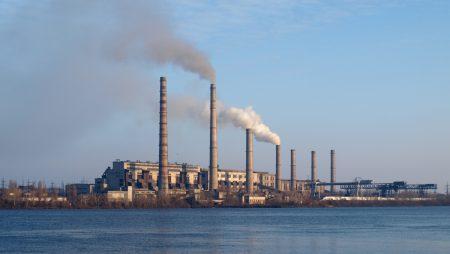 Экологи предлагают заменить Приднепровскую ТЭС на солнечную электростанцию