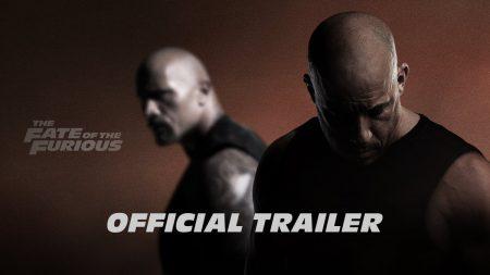 Первый трейлер фильма «Форсаж 8» / The Fate of the Furious