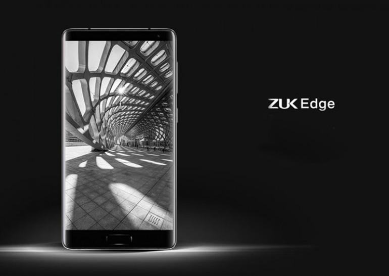 Смартфон Zuk Edge получит индикатор U-Touch