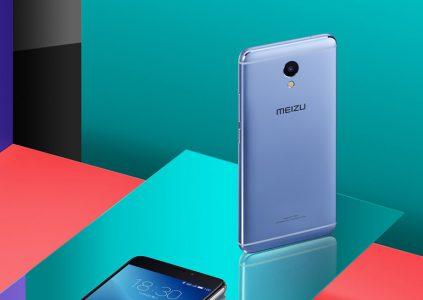 Представлен смартфон Meizu M5 Note с 4 ГБ ОЗУ и батареей на 4000 мАч, а также фитнес-трекер Meizu Band