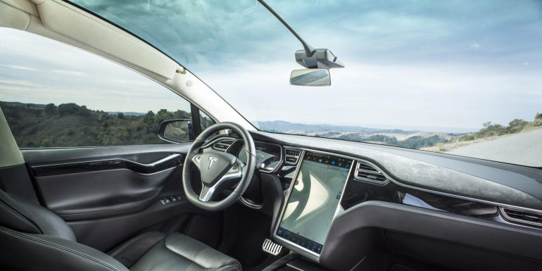 ВМичигане разрешили настоящее использование беспилотных авто
