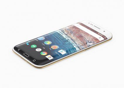 Смартфон Samsung Galaxy S8 может получить поддержку стилуса S Pen и программные кнопки, чувствительные к силе нажатия