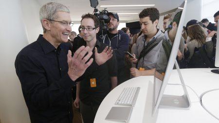 Тим Кук подтвердил факт грядущего выпуска «отличных настольных компьютеров» Mac