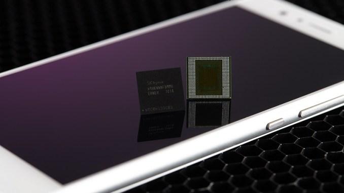 У SK Hynix готовы первые в мире микросхемы мобильной памяти LPDDR4X DRAM объемом 8 ГБ