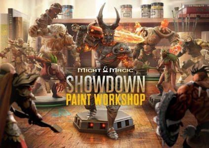 В Steam вышла тактическая PvP-стратегия Might & Magic: Showdown