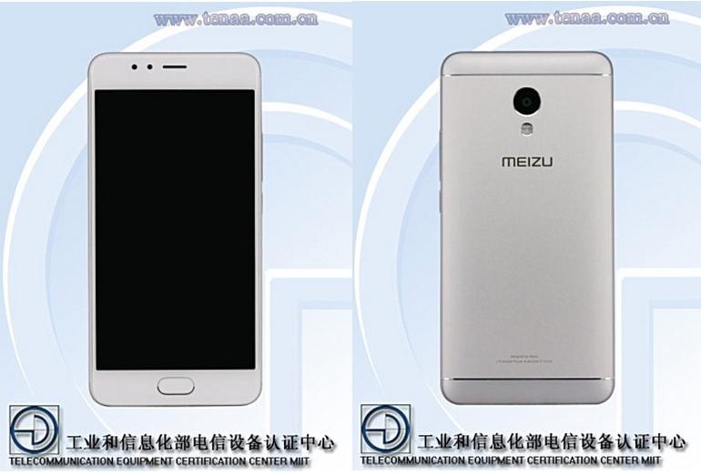 Стали известны технические данные ицена Meizu M5S