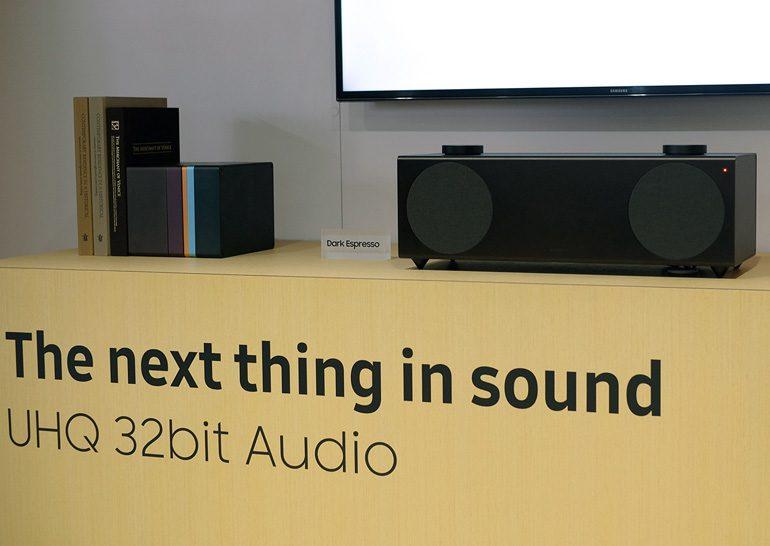 Samsung представила 32-битный беспроводной динамик H7 Wireless Speaker