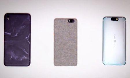 В одном из видео HTC засветила смартфон под брендом Vive, но нет уверенности в его скором анонсе