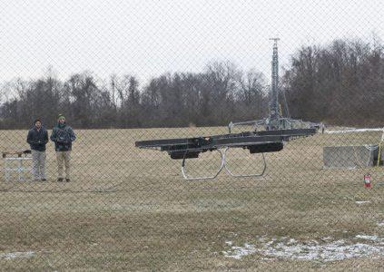 Армия США успешно испытала прототип ховербайка JTARV, созданный совместно с Malloy Aeronautics