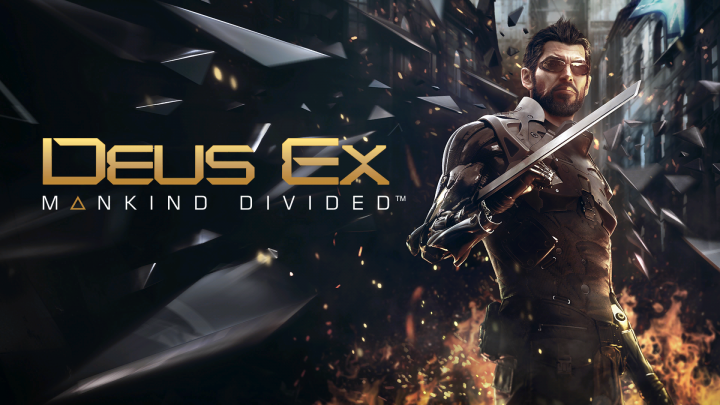 Серия Deus Exберет перерыв после несамых высоких продаж Mankind Divided