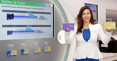 Новые аккумуляторы Samsung SDI позволят электромобилям проезжать до 600 км без подзарядки и заряжаться на 80% всего за 20 минут, но выйдут они только в 2021 году