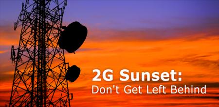 AT&T официально заявила об отключении сетей 2G, их место займут сети 4G LTE и 5G