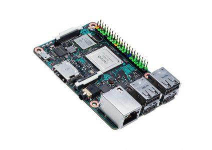 ASUS выпустила конкурента Raspberry Pi с более высокой производительностью