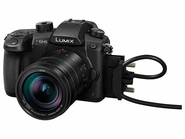 Panasonic анонсировала камеру Lumix G9