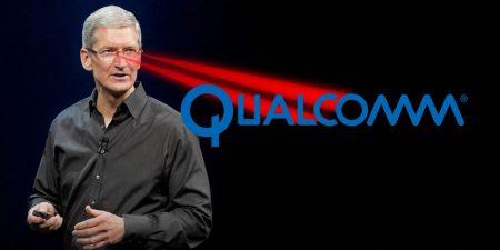 Apple подала в суд на Qualcomm, требуя около $1 млрд переплаченных роялти