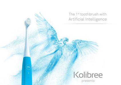 Kolibree создала умную зубную щётку Ara с «искусственным интеллектом»
