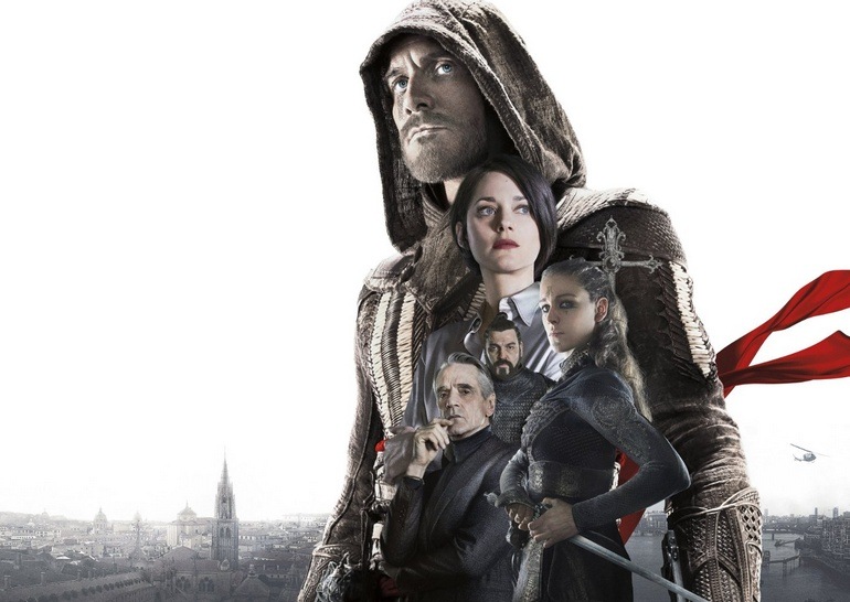 Фильм поигре Assassin's Creed потеснил «Викинга» в русском прокате