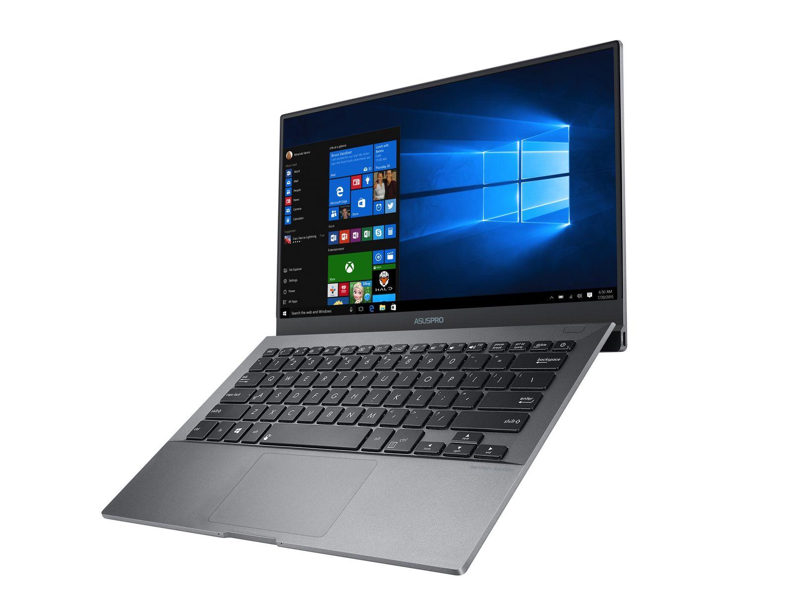 Asus анонсировала самый лёгкий 14-дюймовый ноутбук для путешествий
