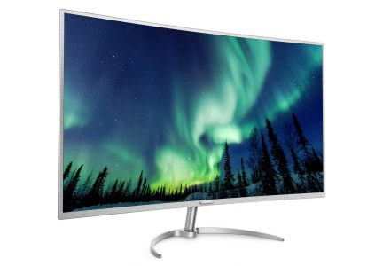 Компания MMD представила 40-дюймовый монитор Philips BDM4037UW, который является самой большой 4К-моделью с изогнутым экраном на рынке