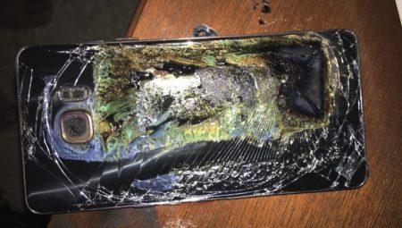 Расследование Samsung подтвердило, что причиной возгорания Galaxy Note7 была батарея, отчёт будет опубликован 23 января
