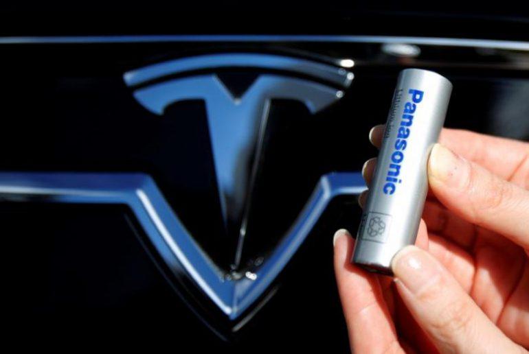 «Гигафабрика» Tesla и Panasonic в Неваде начала выпускать аккумуляторы