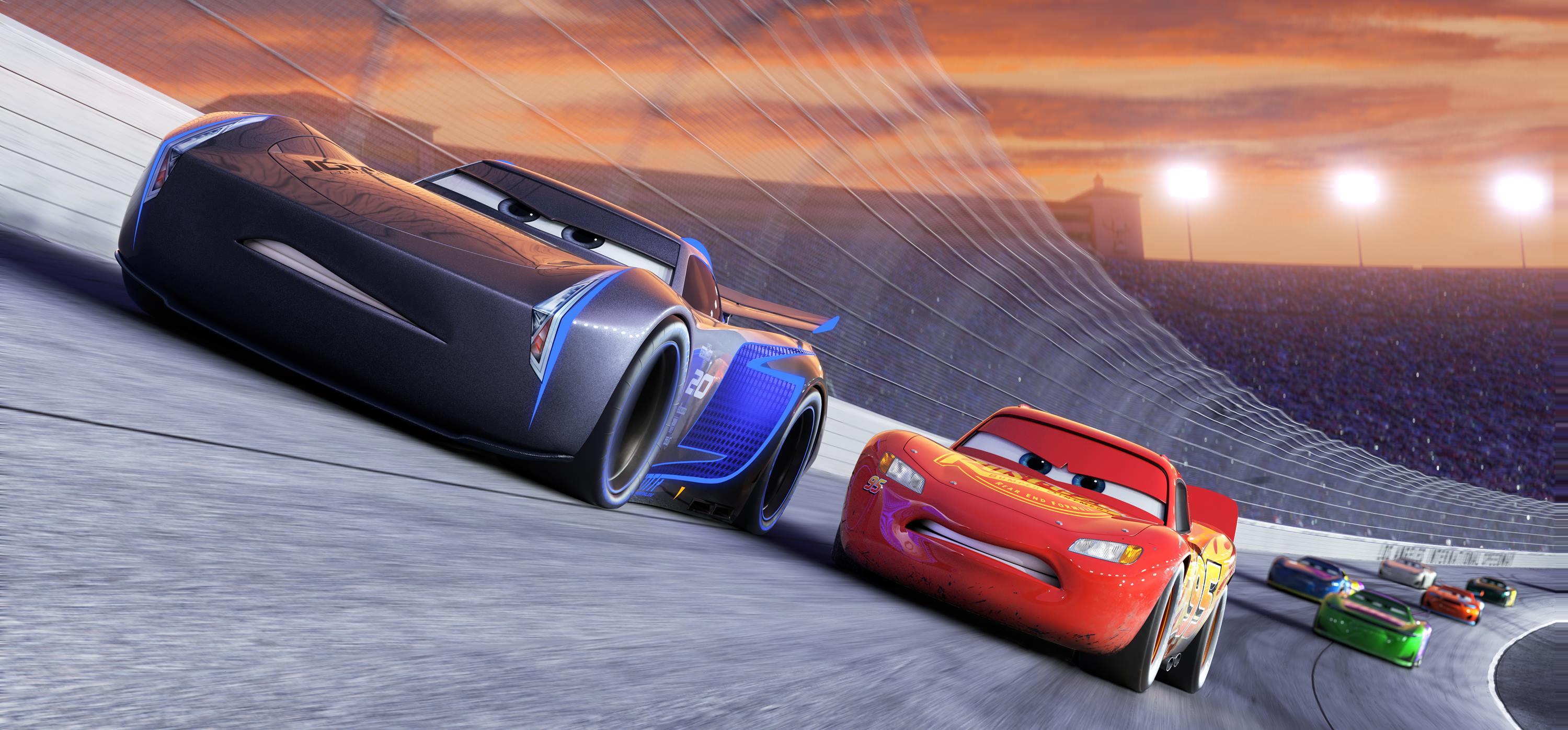 Опубликован первый полноценный трейлер мультфильма «Тачки 3» / Cars 3