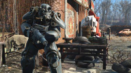 Обновление Fallout 4: поддержка PS4 Pro и набор текстур высокого разрешения на ПК