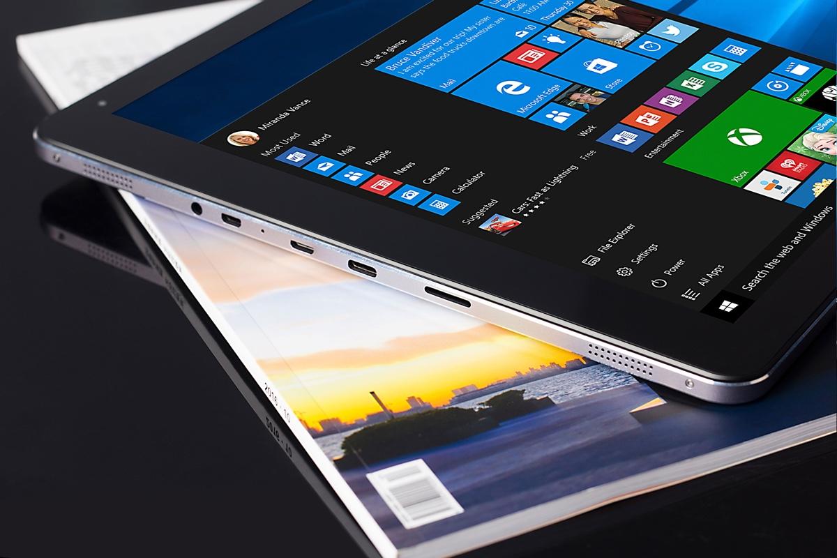 Планшет Chuwi Hi13 позаимствовал уMicrosoft Surface Book дисплей, однако непроцессор