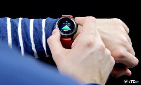 Опыт использования умных часов Samsung Gear S3