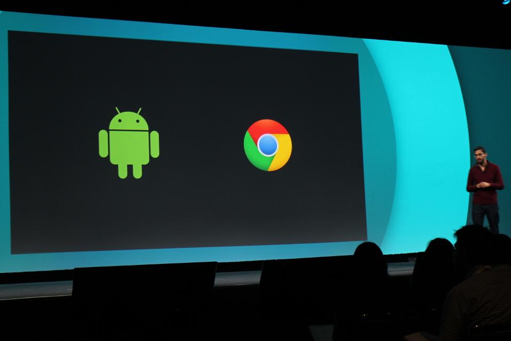 Все хромбуки 2017 года получат поддержку Android-приложений
