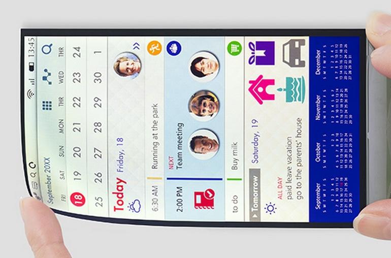 Japan Display разработала гибкий 5,5-дюймовый дисплей Full HD для смартфонов