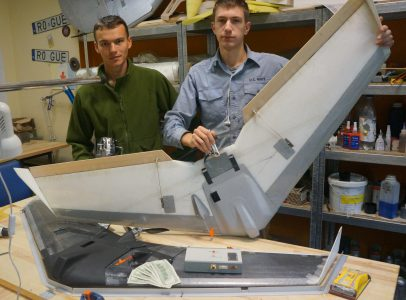 Украинские разработчики из Matrix-UAV создали всепогодный разведывательный беспилотник «Катана» с радиусом действия 25 км