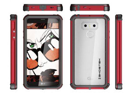 Новые изображения свидетельствуют о наличии двойной камеры и необычного дисплея у смартфона LG G6