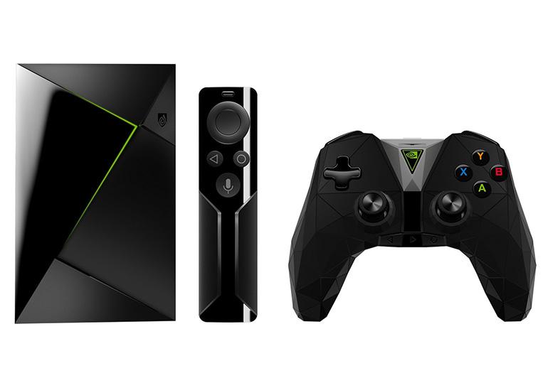 Nvidia представила ТВ-приставку SHIELDTV