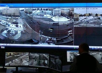 КГГА: Система видеонаблюдения «Безопасный город» даст возможность автоматизировать дорожную инфраструктуру Киева и контролировать ПДД, включая правила парковки и движение по полосе ОТ